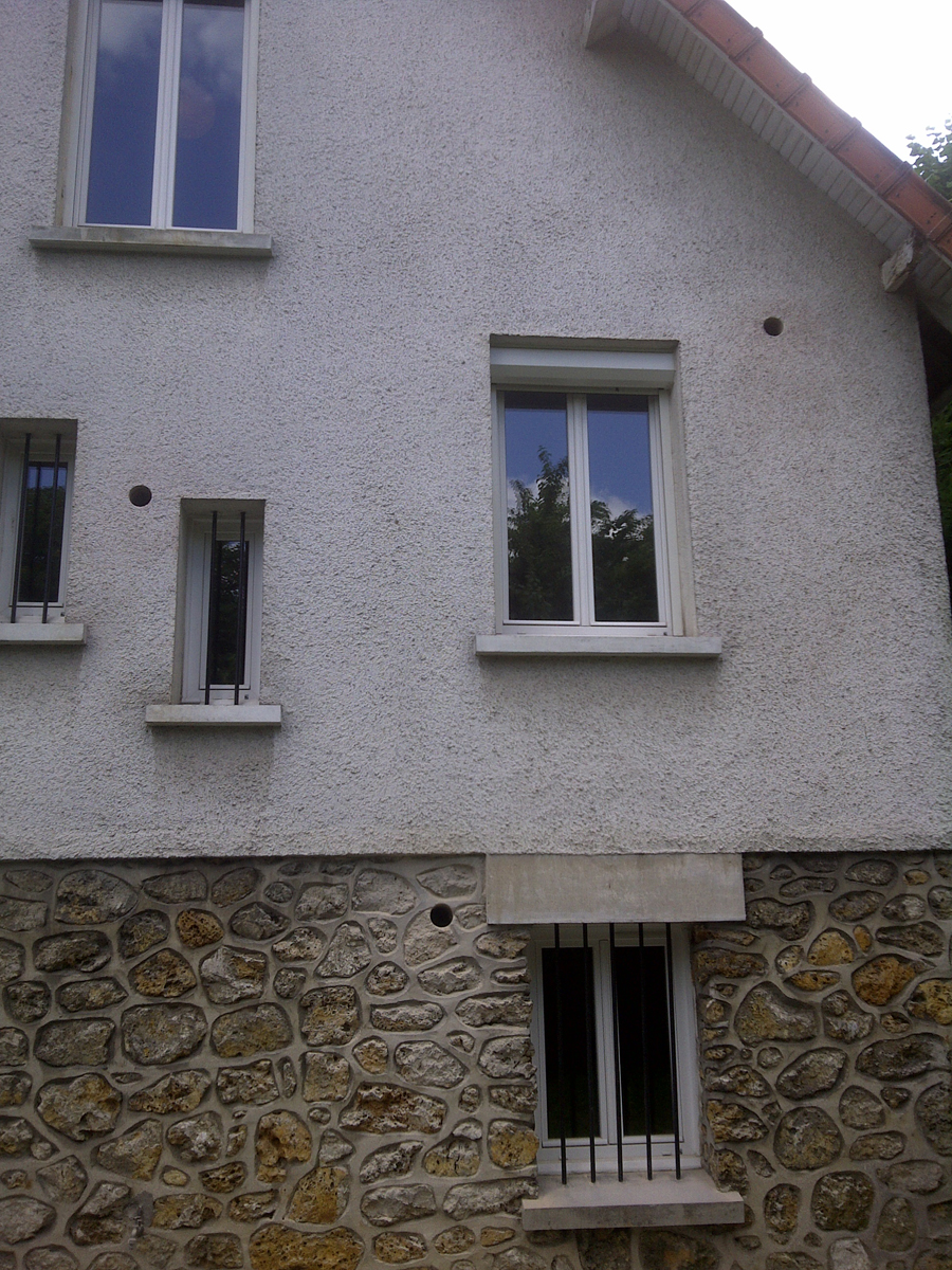 Ventilation maison chantier pose et installation - Vmc gaz maison individuelle ...